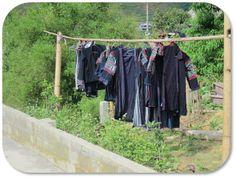 black hmong clothing indigo vietnam