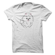 Wear a Fancy Pomeranian Smile Just For Fun! - #gift for men #coworker gift. MORE INFO => https://www.sunfrog.com/Pets/Wear-a-Fancy-Pomeranian-Smile-Just-For-Fun.html?68278