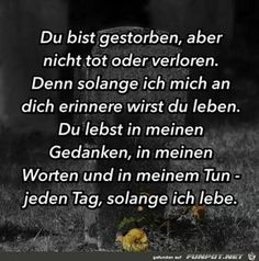 Tod Zitate Trauer