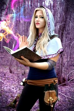 Spellthief Lux Cosplay League of Legends