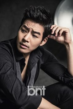 이상윤 bnt 화보 / Lee Sangyun bnt magazine