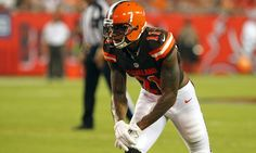 Terrelle Pryor primed to become Browns' top receiver = At this time last year, Browns receiver Terrelle Pryor was just learning the nuances of actually playing wide receiver. His conversion from quarterback to receiver was barely a few months old and he was battling a.....