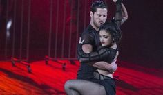 laurie hernandez val chmerkovskiy dancing with the stars dwts