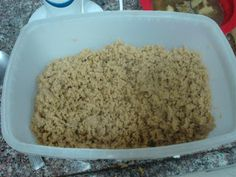 Making Ground Seitan- Frugal Vegan Hamburger Alternative | Penniless Parenting
