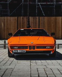 Greatest M of all time? 📸: by Bmw M1, Racing Wheel, Race Racing, Bmw Classic, Classic Fashion, Car Car, Bugatti, Lamborghini, All About Time