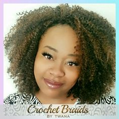 Crochet Corkscrew Hairstyles : 1000+ images about crochet braid hairstyles on Pinterest Crochet ...