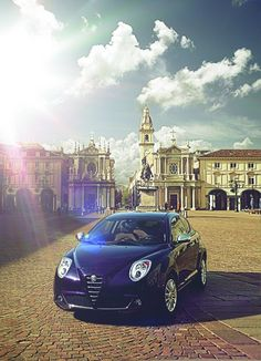 MiTo TwinAir.  Want one.