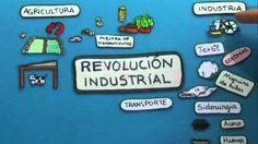 Primera Revolución industrial.wmv, via YouTube.
