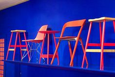 Image result for international klein blue