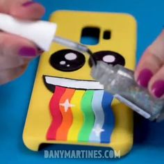 Such a Cool DIY Phone Case ? By: danymartines