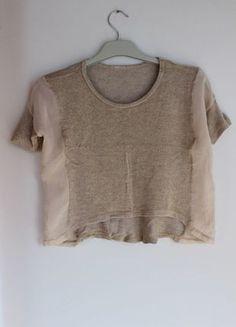 Kup mój przedmiot na #vintedpl http://www.vinted.pl/damska-odziez/bluzy-i-swetry-inne/9320751-asymetryczna-koszulka-sweterek
