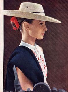 warrior princess chronicles: Audrey Hepburn