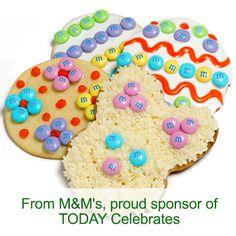 Easter cookies!