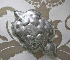 Vintage Turtle Mould by PavlovaandFox on Etsy, £4.95