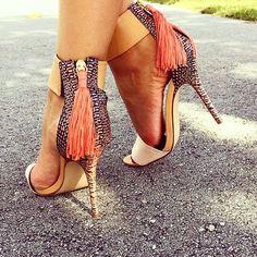 Sandales Talon