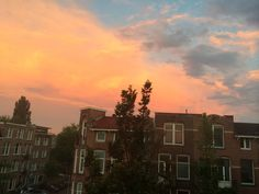 after the huge storm calmed down... what a amazing sky !!