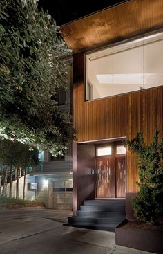Residence and office building in San Francisco by Craig Steely Architecture | Architecture at Stylepark