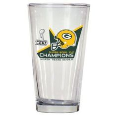 NFL Green Bay Packers Super Bowl Champions 17 Oz Mixing Glass-Clear (Sports)  http://www.99homedecors.com/decors.php?p=B004KSMCHW  B004KSMCHW