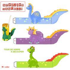 """TÉMA """"a kor a dinoszauruszok"""" - 1, 2 és 3 DOUDOUS minták * * * MINTÁKKAL MINTÁK téma párt GYEREKEK"""