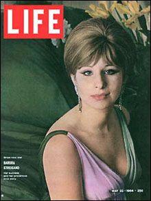 Barbra Streisand, Life magazine cover story, 22 May 1964.