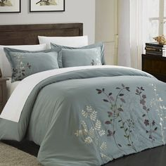 Chic Home Kaylee 7 Piece Bed in a Bag Set & Reviews | Wayfair