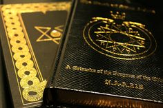 The Book of Sitra Achra - A Grimoire of the Dragons of the Other Side - Gilded and Slipcased Edition