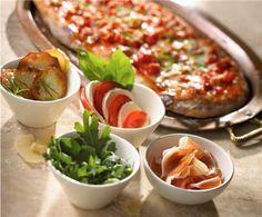 Share a Focaccia della Casa with friends at Giovanni's Table. #Italian #RoyalCaribbean