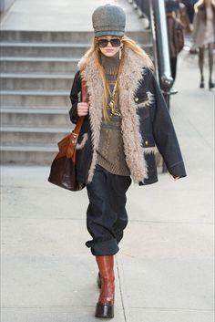 Sfilata Marc Jacobs New York - Collezioni Autunno Inverno 2017-18 - Vogue