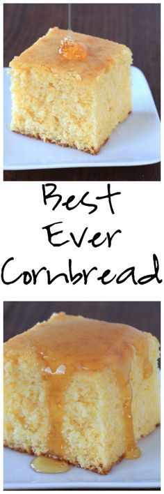 Best Ever Cornbread