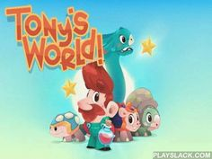 Tony's World  Android Game - playslack.com , aid courageous Tony in his ventures on a collection of colourful levels. Jump over hindrances, conquer your foes and accumulate bonuses. Tony loves ventures and gladly collections off into a long journey through different worlds of this Android game. He's not frightened of thick vegetations, infinite holes, and heavy strongholds. Tony is ready to combat any foe, even as different as a flying sweater and archosaur. He collects stars to get more…