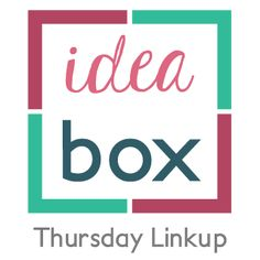 Welcome to Idea Box #70!  Can't wait t see what you all link up with today!  About Idea Box Link Party: Idea Box is a new weekly link party for bloggers to share all of their creative posts—recipes, home decor, DIY projects, gardening tips, good advice… Whatever your creative heart desires. The link …