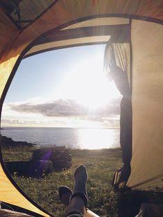 skarpetki w podróży, Lofoty, 2015