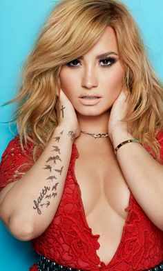 Cosmo's August Cover Girl Demi Lovato Dishes on Being Suicidal at age 7