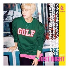 "GOT7 Look ""Just Right"" in New Individual Teasers for July Comeback ❤ liked on Polyvore featuring got7"