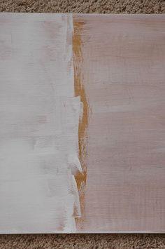 How to paint fake wood/laminate Furniture furniture diy