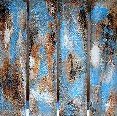 Peeled Paint Technique (Video) - Scrapbook.com