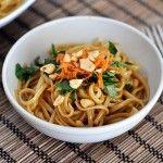 Super Simple Spicy Thai Noodles