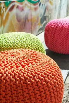 Colourful woven footrests available in Browsers Limerick now.