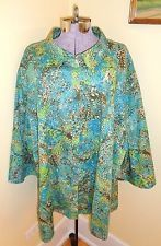 NEW Career Women's Plus Size 4X 30/32W Catherines Top Shirt Blouse
