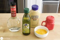 How To Make Great Tasting Homemade Mayo In Seconds - One Good Thing by Jillee