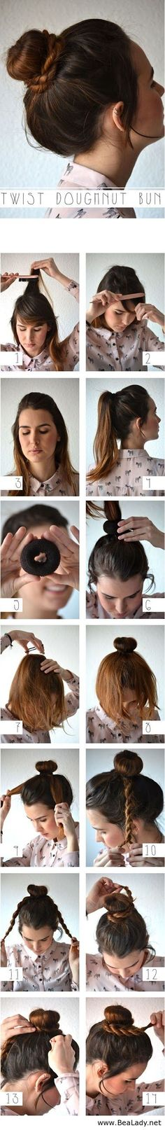 Some useful 2014 hair tutorials - BeaLady.net
