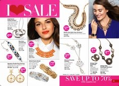 Avon Jewelry and Rings - Valentine's Day Gifts for Her from Avon.   Find unique gifts she will love! BeautyWithMary.com #ValentinesDay #Gifts #Valentines #Avon