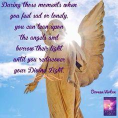 Doreen Virtue.