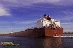 Find out what it's like to be a crew member on a Great Lakes Freighter. Great Lakes Ships, Duluth Minnesota, Big Lake, Boat Tours, Shipwreck, Lake Superior, Lake Michigan, What Is Like, Edmund Fitzgerald