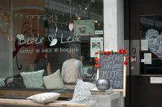 Beter & Leuk | Amsterdam - 1ste Oosterparkstraat 91, Oost | Biologisch, creatief,  dynamisch, huiselijk en goed eten.  Voor ontbijt, lunch, lifestyle aankopen en inspiratie, yoga of catering.