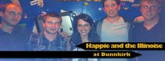Happie and the Illinoise Banner by Monster Digital Marketing