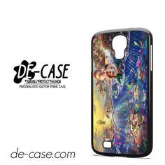 Disney Ariel The Little Mermaid DEAL-3290 Samsung Phonecase Cover For Samsung Galaxy S4 / S4 Mini