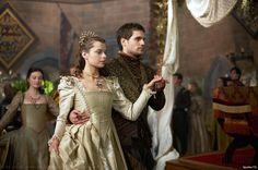 Inspiração para casamento medieval vindo da série medieval The Tudors. #dress #weddingday