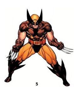 WOLVERINE | uncannyxmen.net Wolverine Images, Wolverine Art, Logan Wolverine, Marvel Comic Character, Marvel Characters, Marvel X, Marvel Heroes, Wolverine Costume, Marvel Coloring
