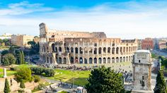 The best view by Mario Dias on 500px #rome #roma #coliseum